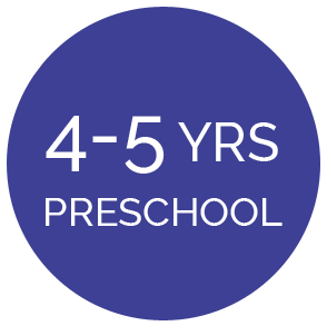 4 to 5 Year Preschool
